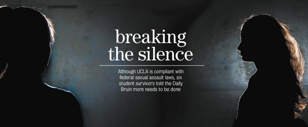 breaking the silence of sexual assault