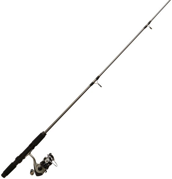 Daiwa Mini System Minispin Ultralight Spinning Reel and Rod Combo in Hard Carry Case | Best Fishing Poles