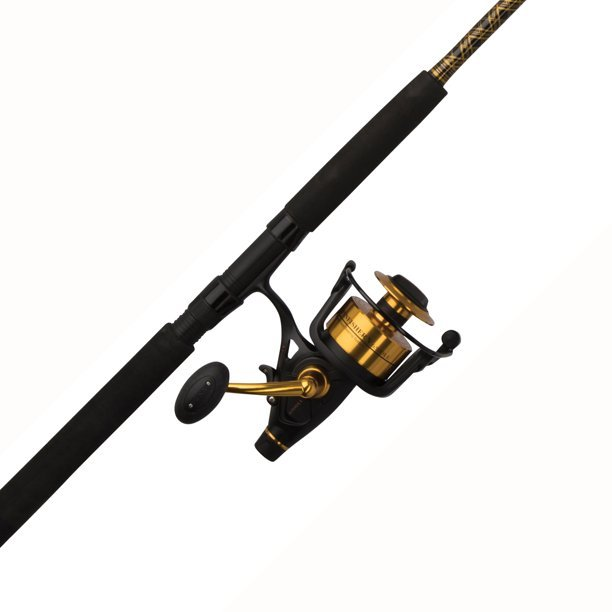 Penn Spinfisher V 6500 Fishing Rod and Spinning Reel Combo | Best Fishing Poles
