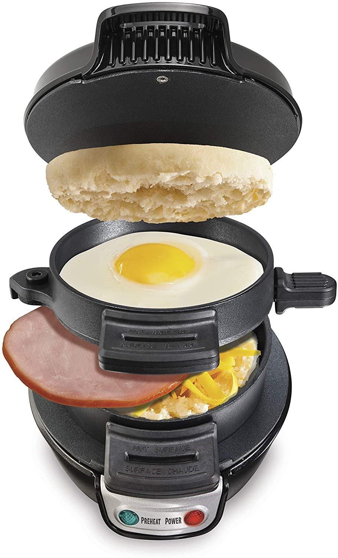 Hamilton Beach® Electric Breakfast Sandwich Maker