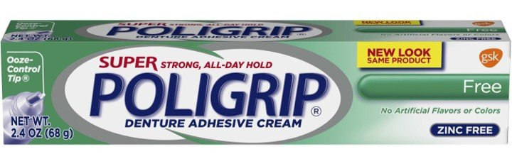 Super Poligrip Additive