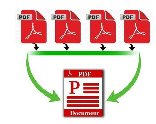 Combining PDF files into one