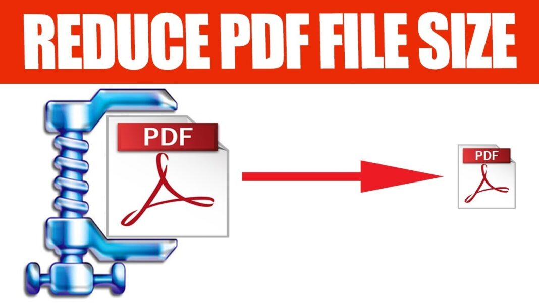 PDF file compress