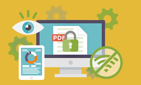 safe & secured PDF platform