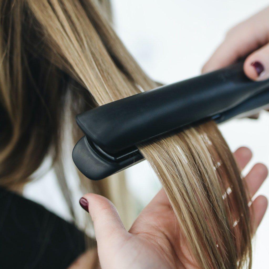 Avoid heating to prevent hair loss