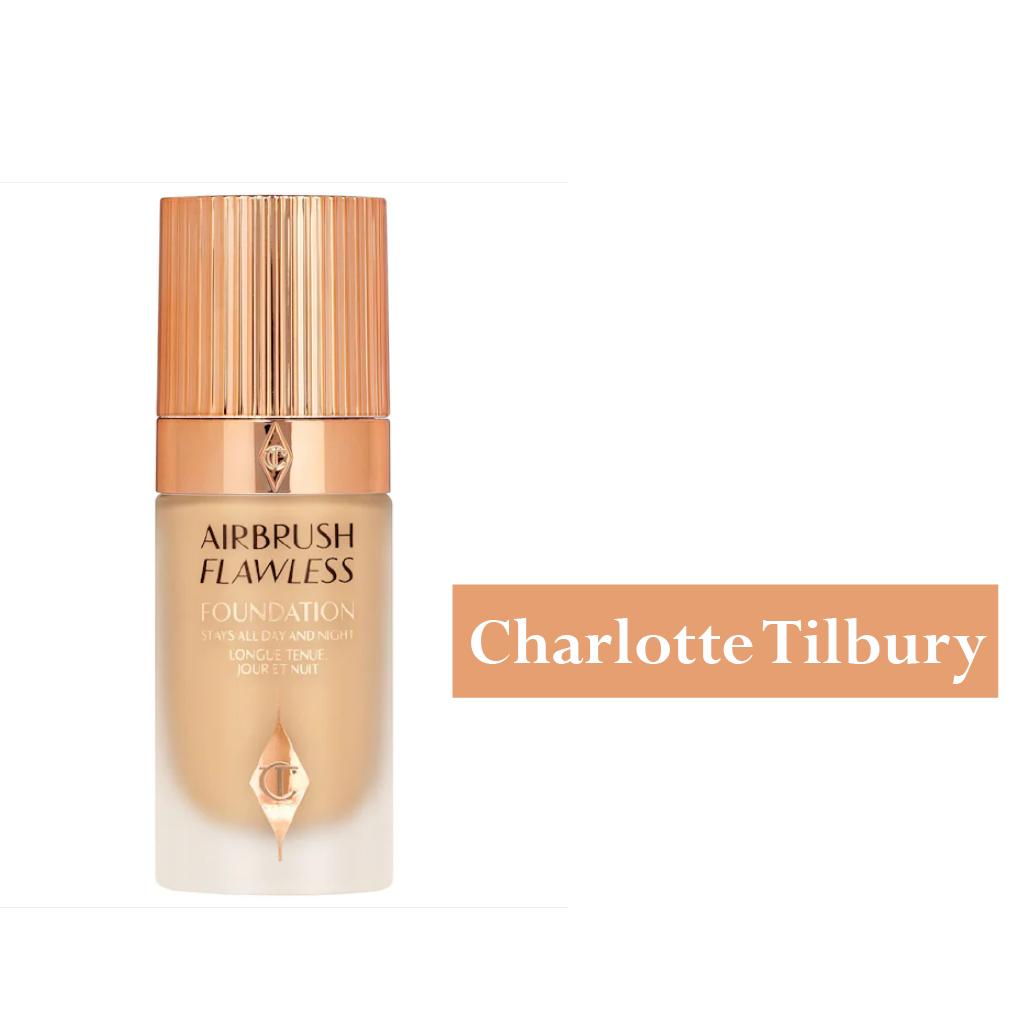 Charlotte Tilbury waterproof foundation