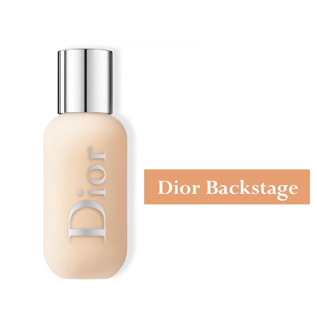 Dior waterproof foundation