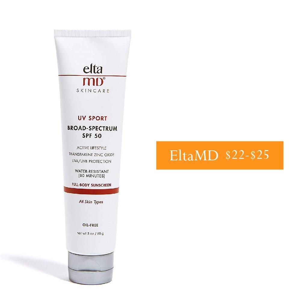 EltaMD affordable sunscreen