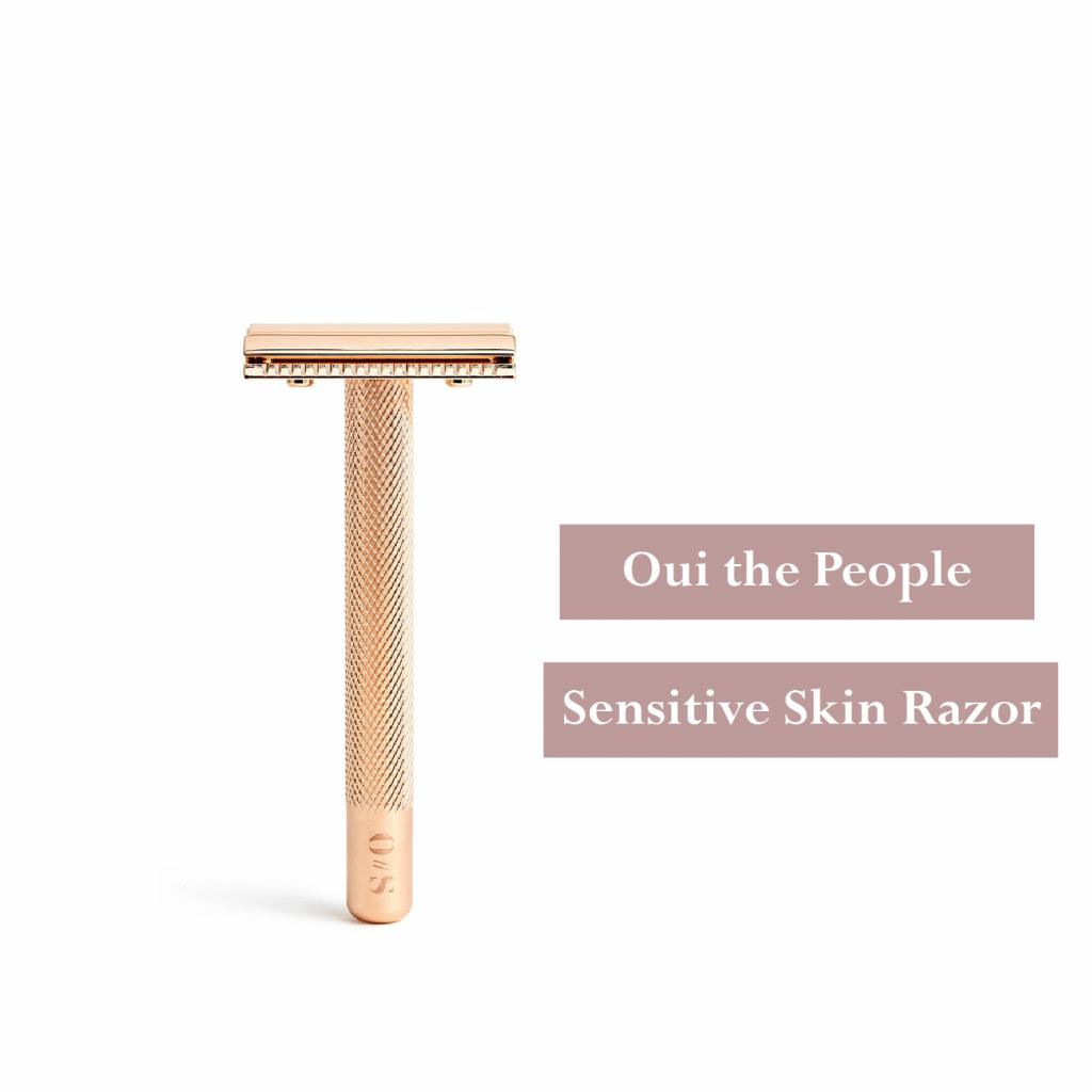 Hair removal razor