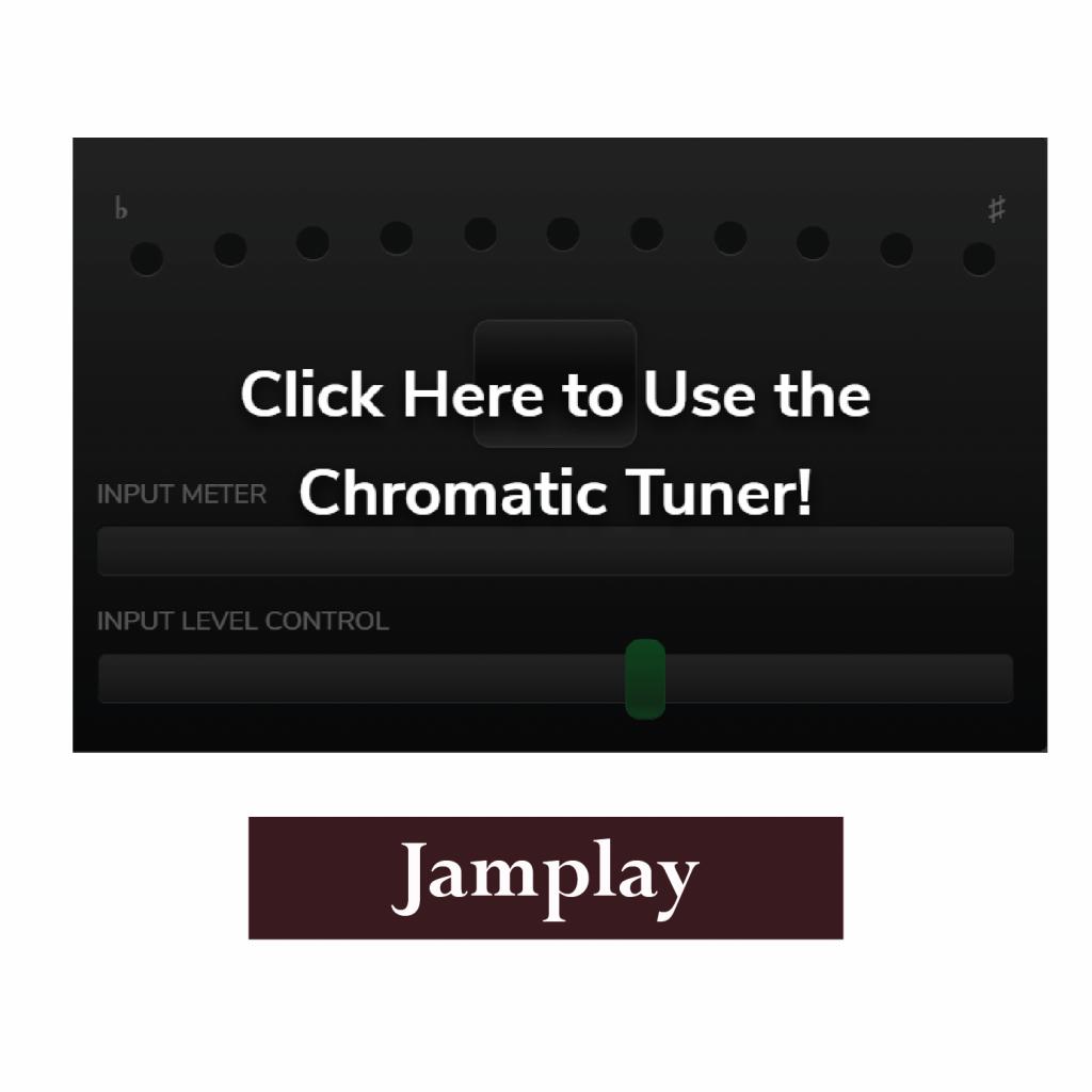 Jamplay Bass tuner