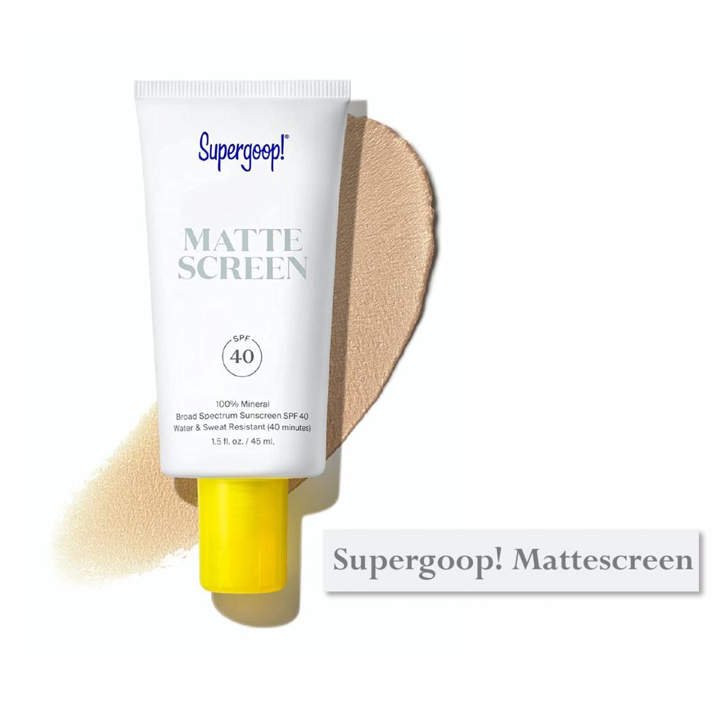 MatteScreen sunscreen
